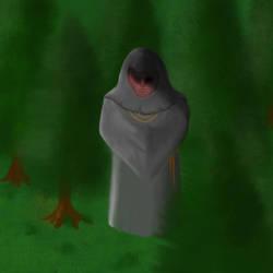 Forest Druid by shadow3x3