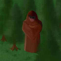 Forest Druid 02 by shadow3x3