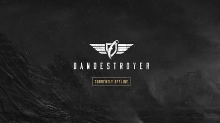 DANDESTROYER Logo / Identity by deer-designs
