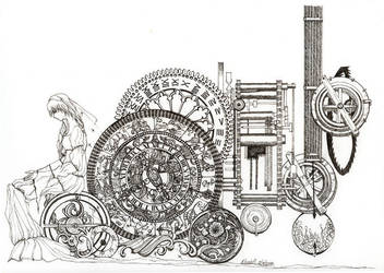 Of Clocks by Opulensea