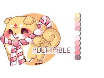 Adoptable Chubby puppy #01 {CLOSE} by KuRoBunCh