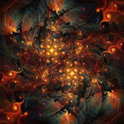 Maze of Tiny Lights by slobo777