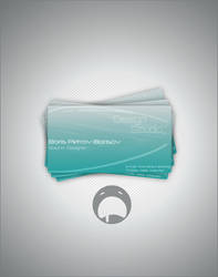 Business Card by noxiousone