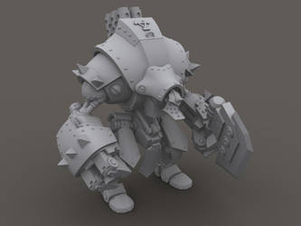 Warmachine - Juggernaut 2014 by Hardtop