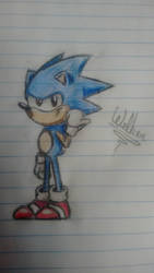 Toei Sonic (Again) by Welber13