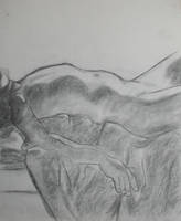 Figure Drawing Class No.04 by sedge
