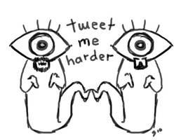 Tweet Me Horrible by sedge
