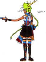 Weird LineThingy Vaetalia by sedge