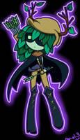 Huntress Wizard by Chr-ali3