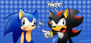 - FAKER! - by AlexTHF