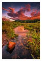 Ophir Creek by EtherealSceneries