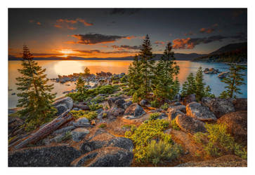 The Golden Hour by EtherealSceneries