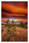 Fire in the Sky by EtherealSceneries