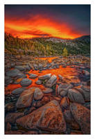 Red Dawn by EtherealSceneries