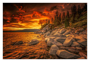 Rockslide by EtherealSceneries