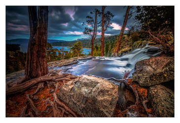 Eagle Falls by EtherealSceneries