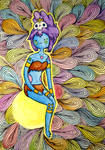 Jungle Princess by Ayzlyn