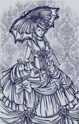 Marie Antoinette by KuroCross