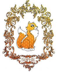 Sophie Cat by yooki42
