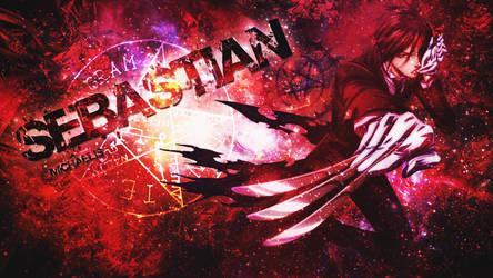 Sebastian Wallpaper by DinocoZero