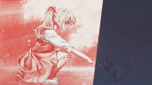 Shigatsu wa Kimi No Uso --- Hikari by DinocoZero