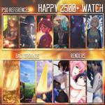 Happy 2500+ Watch by Dinocojv