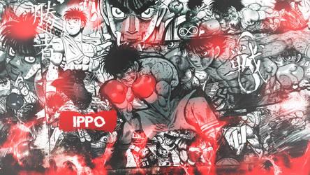 Ippo Wallpaper by DinocoZero