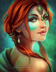 Jade by RebeccaFrank