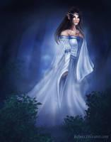 Elf Princess by RebeccaFrank