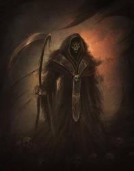 MYTHOS: Reaper by RebeccaFrank