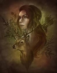 MYTHOS: Artemis by RebeccaFrank