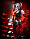 Harley Quinn by RebeccaFrank