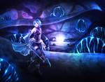 Aqua - Lost In Darkness by RebeccaFrank