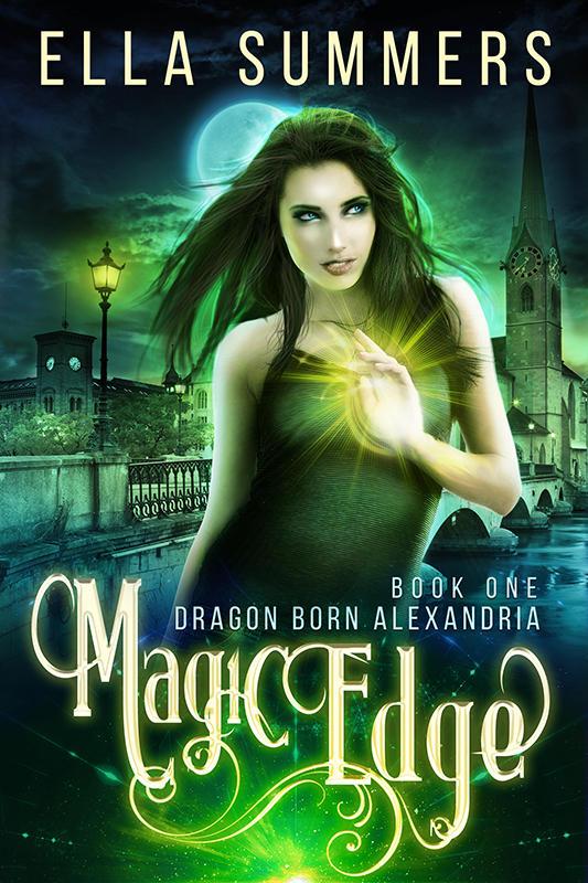Magic Edge by RebeccaFrank
