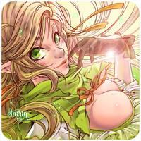 -:- PORTRAIT COM : Limette -:- by Elairin