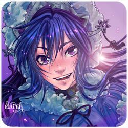 -:- PORTRAIT COM : Jenny -:- by Elairin