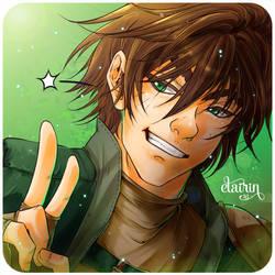 -:- PORTRAIT COM : Max -:- by Elairin