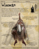 Labyrinth Guide - Wiseman by Chaotica-I