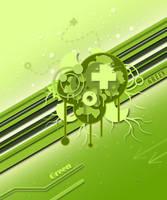 GREEN by luckylinx