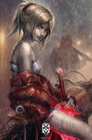 Saber of Red by Penator