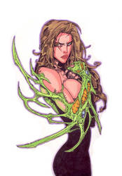 Witchblade by cfarias1983