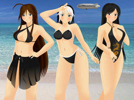 Summer Time by EVOV1