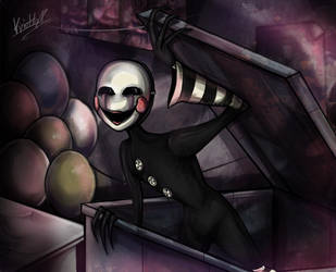 Marionette by Lurid-Motth