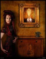 Portrait by TomasSlabej