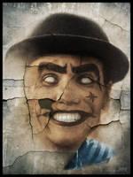 Clown by TomasSlabej