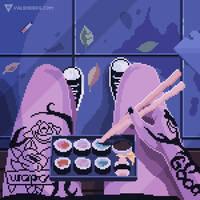 Need a break... by Valenberg
