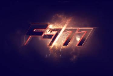 F-777 Logo by Sonic-Gal007
