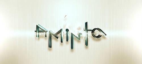 Aminta Logo by Sonic-Gal007