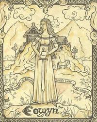 Eowyn by Liliane