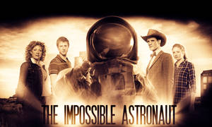 The Impossible Astronaut by HeroesWho